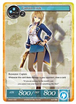 Captain Cook - VIN001-032