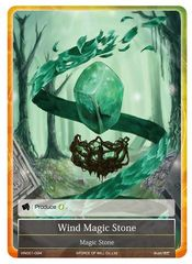 Wind Magic Stone - VIN001-094
