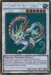 Naturia Barkion - PGL2-EN087 - Gold Rare - Unlimited Edition
