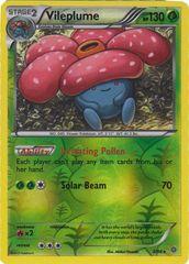 Vileplume - 3/98 - Rare - Reverse Holo