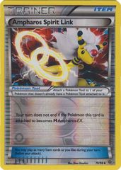 Ampharos Spirit Link - 70/98 - Uncommon - Reverse Holo on Channel Fireball
