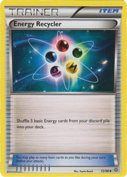 Paint Roller 79//98 Ancient Origins Reverse Holo Mint Pokemon Card