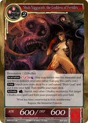 Shubb-Niggurath, the Goddess of Fertility - MPR-032 - SR - 2nd Printing