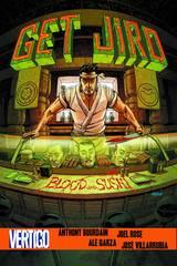 Get Jiro Blood And Sushi Hc (Mr)