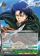 Resisting Fate Levi - AOT/S35-E032 - RR