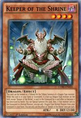 Keeper of the Shrine - CORE-EN024 - Common - 1st Edition