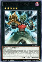 D/D/D Marksman King Tell - CORE-EN052 - Rare - 1st Edition