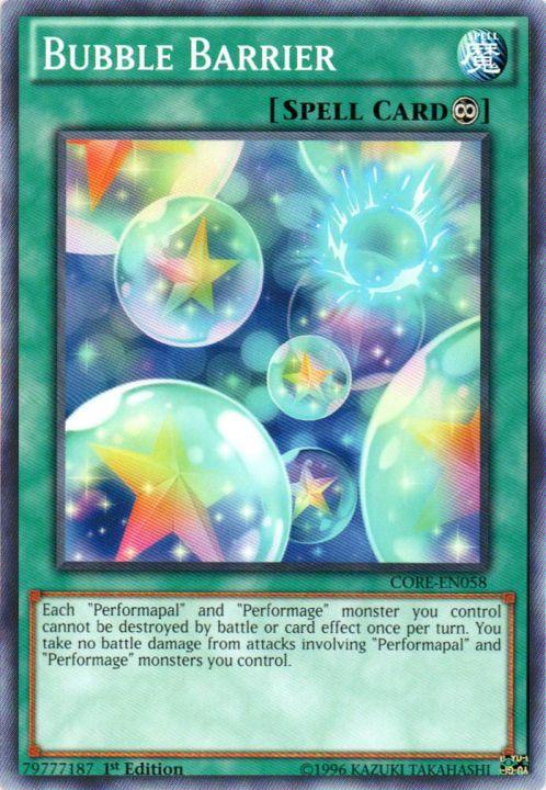 Bubble Barrier - CORE-EN058 - Common - 1st Edition
