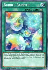 Bubble Barrier - CORE-EN058 - Common - 1st Edition on Channel Fireball
