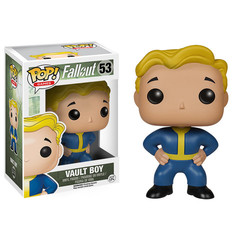 Games Series - #53 - Vault Boy (Fallout)