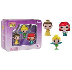 #07 - Belle, Tinker Bell, & Ariel