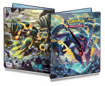 Ultra Pro Pokemon XY7 Ancient Origins 9-Pocket Portfolio - Shiny