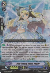Duo Lovely Devil, Vepar - G-CB01/015EN - R on Channel Fireball