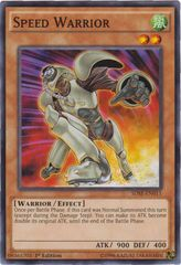 Speed Warrior - SDSE-EN011 - Common - 1st Edition on Channel Fireball