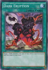 Dark Eruption - SDSE-EN030 - Common - 1st Edition on Channel Fireball