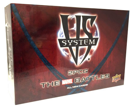 VS System: 2PCG - The Marvel Battles