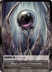Magic Stone of Darkness - TAT-105 - C - 2nd Printing