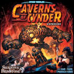 Shadows of Brimstone: Expansion - Caverns of Cynder