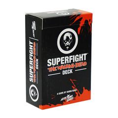SUPERFIGHT! - The Walking Dead Deck
