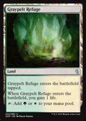 Graypelt Refuge on Channel Fireball