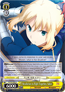 Resolution to Fight Together, Saber - FS/S34-E006 - R