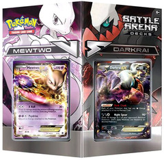 Battle Arena Decks: Mewtwo VS Darkrai
