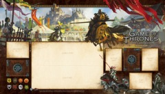 Knights of the Realm Playmat