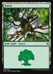 Forest (40) on Channel Fireball