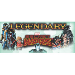 Marvel Legendary Secret Wars Volume 1