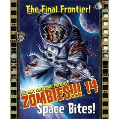 Zombies!!!: 14 - Space Bites! © 2015 Twilight Creations