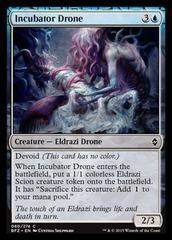 Incubator Drone - Foil