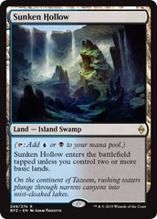 Sunken Hollow - Foil