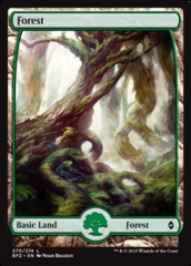 Forest (270) - Foil (Full Art)