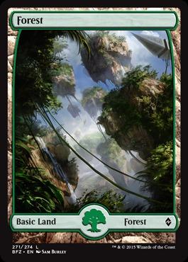 Forest (271) - Foil (Full Art)