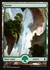 Forest (272) - Foil - Full Art
