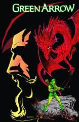 Green Arrow Tp Vol 04 Blood Of The Dragon