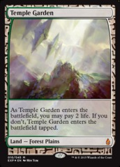 Temple Garden (Masterpiece Foil)