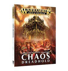 Battletome: Chaos Dreadhold (Hardback)