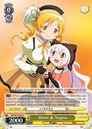 Mami & Nagisa - MM/W35-E003 - R