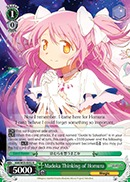 Madoka Thinking of Homura - MM/W35-E032 - R