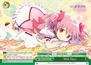 Mild Days - MM/W35-E059 - CC
