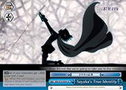 Sayakas True Identity - MM/W35-E099 - CR