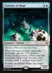 Drowner of Hope - Foil