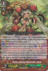 Dream-spinning Ranunculus, Ahsha - G-BT04/010EN - RRR on Channel Fireball