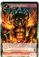Flame King's Shout - SKL-025 - C - 1st Edition