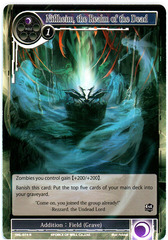Niflheim, the Realm of the Dead - SKL-074 - R - 1st Edition