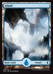Island (256) - Foil (Full Art)