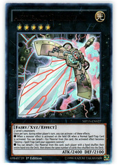 Artifact Durendal - MP15-EN027 - Ultra Rare - 1st Edition on Channel Fireball