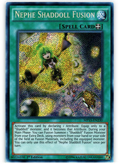 Nephe Shaddoll Fusion - MP15-EN230 - Secret Rare - 1st Edition