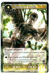 Wingman of Armalla - SKL-017 - C - 1st Edition (Foil)